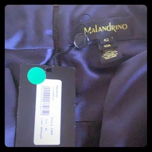 Floor length Catherine Malandrino Silk Dress